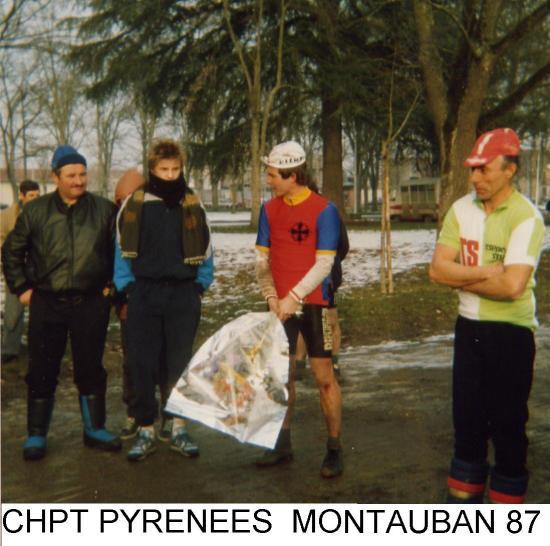 REGIONAL CYCLO CROSS 1987