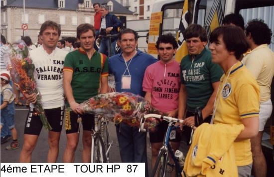 TOUR HAUTES PYRENEES 1987
