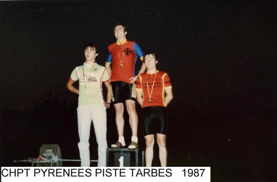REGIONAL PISTE 1987