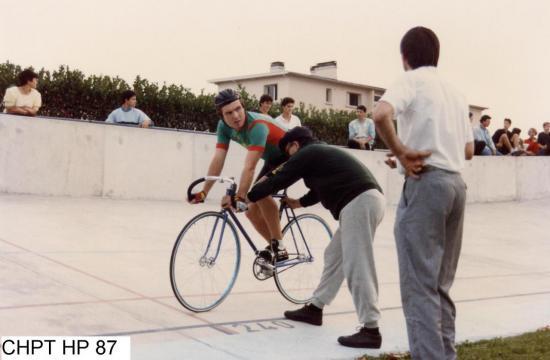 CHPT HP PISTE 1987