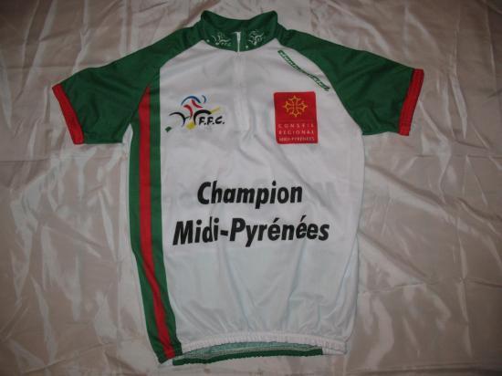 CHAMPION REGIONAL CYCLO CROSS FFC 2009 MASTERS