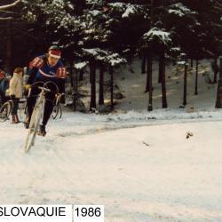 TCHECOSLOVAQUIE 1985