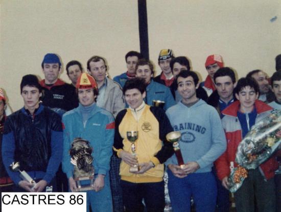 REGIONAL CYCLO CROSS 1986