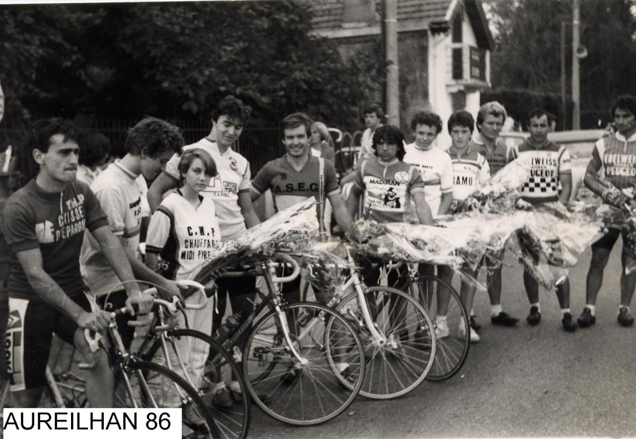 AUREILHAN 1986
