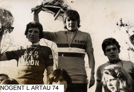 NATIONAL FSGT CADET 1974