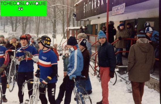 TCHECOSLOVAQUIE 1986