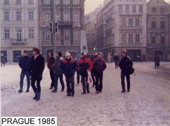 PRAGUE 1985