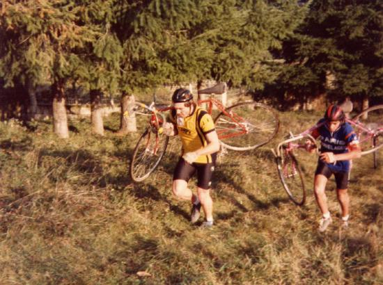 CYCLO CROSS POUEYFERRE 1984