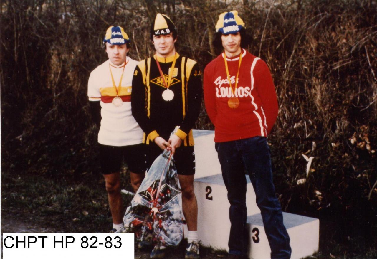 DEPARTEMENTAL CYCLO CROSS 83
