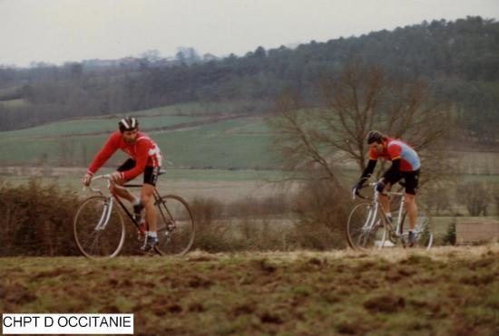 CHPT D'OCCITANIE 1984