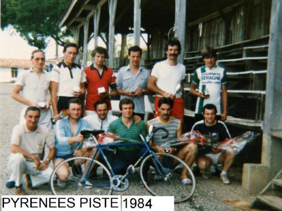 PISTE 84