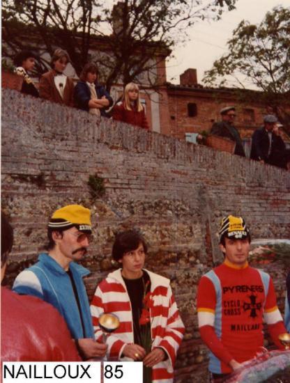 CYCLO CROSS NAILLOUX 1985