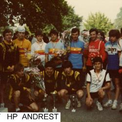 DEPARTEMENTAL ROUTE ANDREST 1983