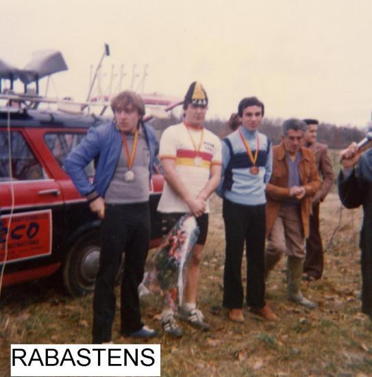 DEPARTEMENTAL CYCLO CROSS 1982
