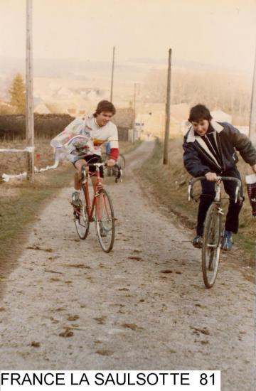 FRANCE 1981 avec PASCAL RIDEL