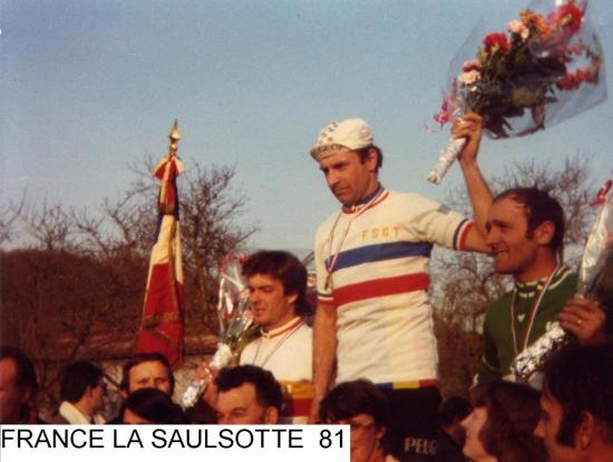3ème FRANCE CYCLO CROSS 1981