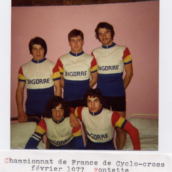 FRANCE CYCLO CROSS 1977