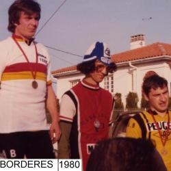 DEPARTEMENTAL CYCLO CROSS 1980
