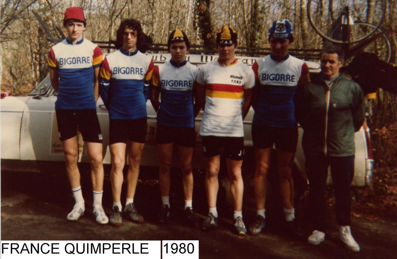 FRANCE CYCLO CROSS 1980