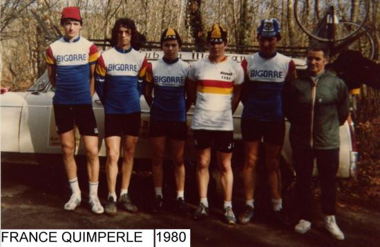 FRANCE CYCLO CROSS 1980
