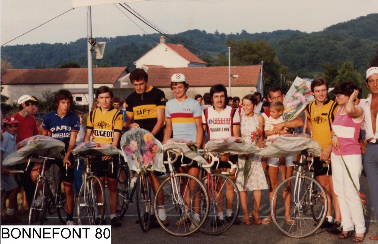 BONNEFONT 1980
