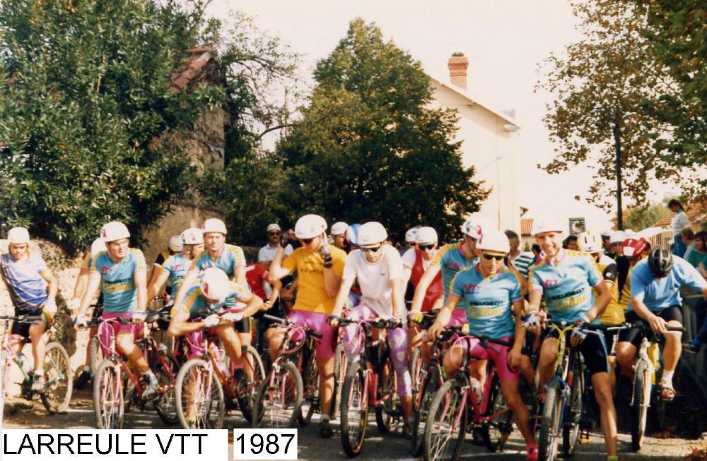 VTT LARREULE 1987