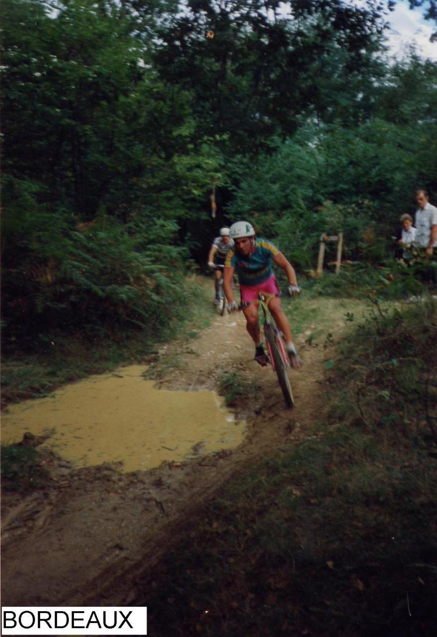 VTT BORDEAUX 1987