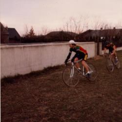 Cyclo cross IBOS 1987