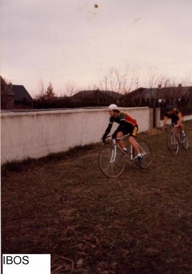 Cyclo cross IBOS 1987