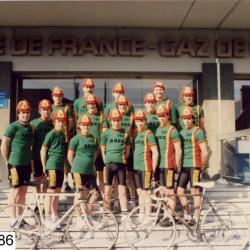 CLUB DE L'ASEG 1986