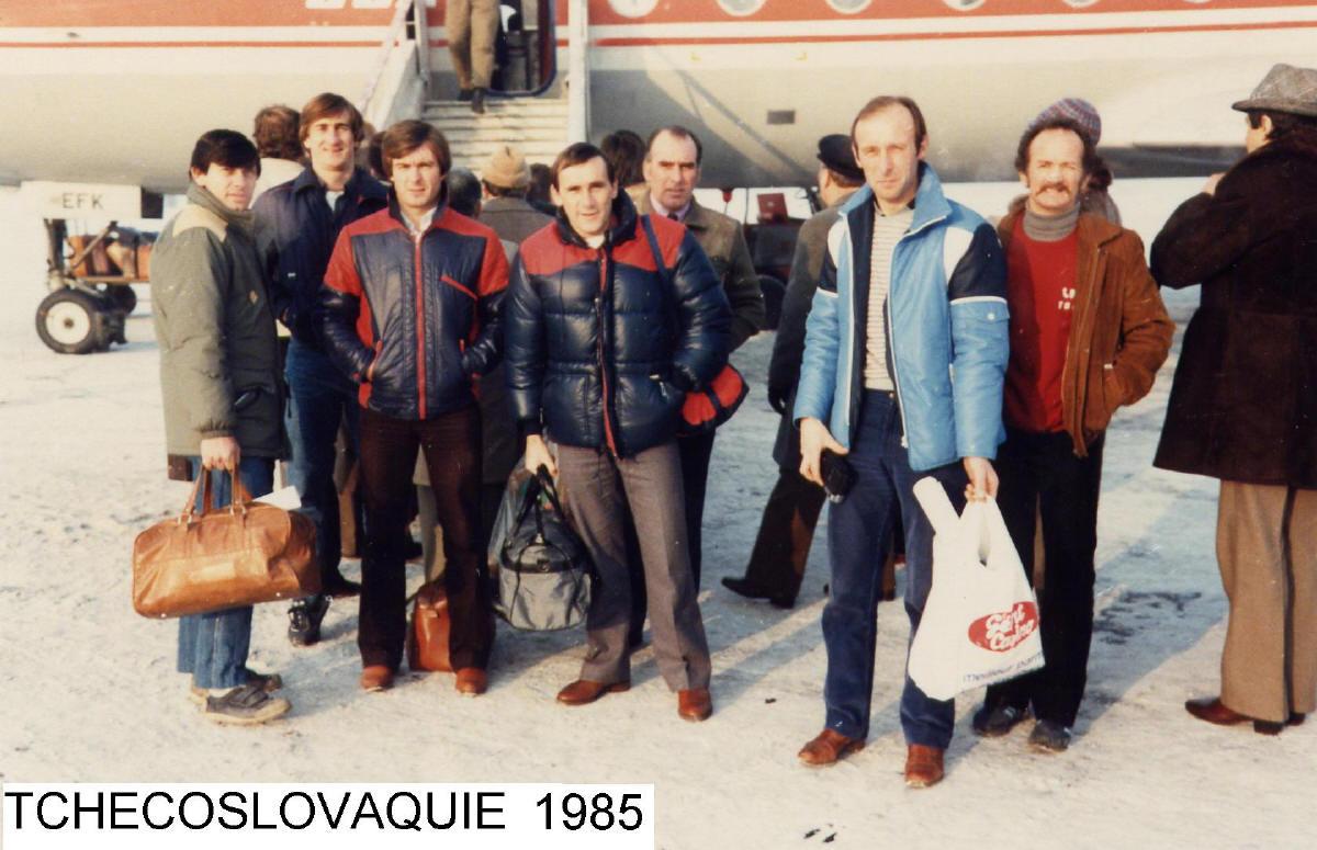 TCHECOSLOVAQUIE 1985, LE RETOUR