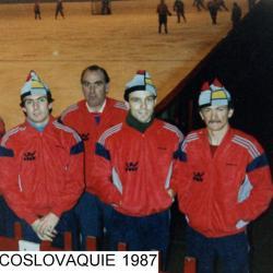 TCHECOSLOVAQUIE 1988