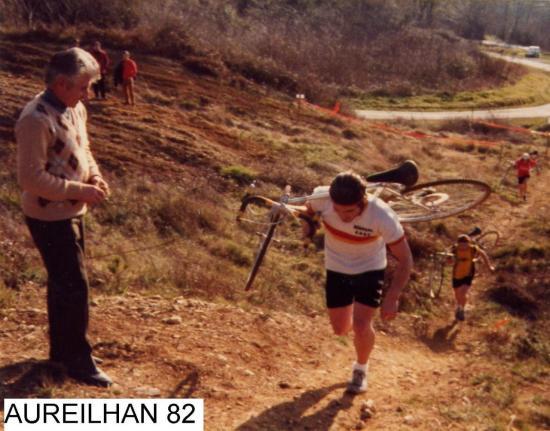 CYCLO CROSS AUREILHAN 1982