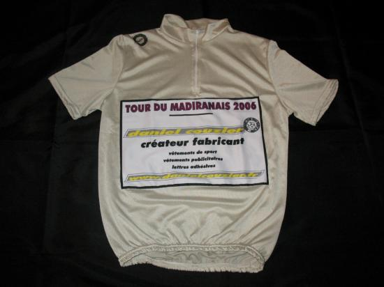 TOUR DU MADIRANNAIS SUPER VETERANS 2006