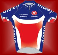 CHAMPION NATIONAL UFOLEP 2010 + 50 ANS