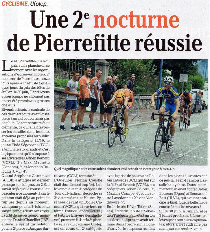 Pierrefitte 23 juin