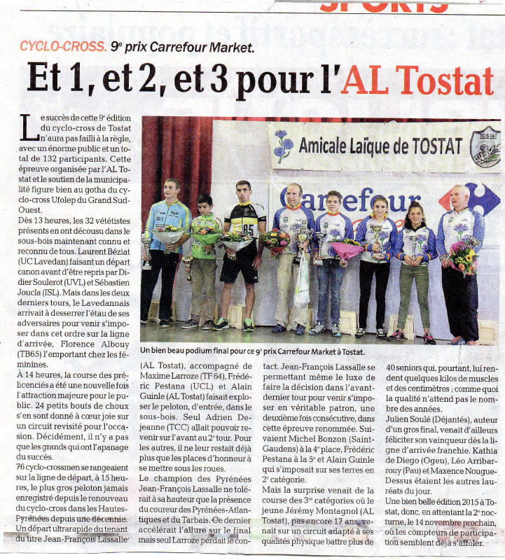 Tostat 6